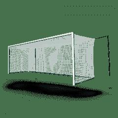 Feststehendes Fußballtor 7,32 x 2,44 WK-Modell gefräst, eckverschweißt